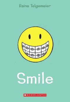 Bestseller books online Smile Raina Telgemeier  http://www.ebooknetworking.net/books_detail-0545132061.html