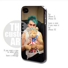 Michael Clifford 5SOS Band - For iPhone 5,5s NOTE for iPhone 5C | TheCustomArt - Accessories on ArtFire
