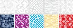 New Logo and Identity for South Korea - love the patterns