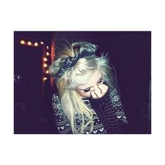 Scene girls ❤ liked on Polyvore featuring hair, girls, pictures, - pictures + icons and backgrounds