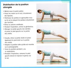 "EXERCICES "" PILATE "" DES MUSCLES PROFONDS.........SOURCE BING IMAGES............"