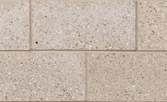 Profile Series Block in Peel Silver Suave by Brampton Brick. The compressive strength of Profile Series concrete block units is suitable for use in a masonry-bearing or single wall. This product is also manufactured with a water repellent additive and is permeable to water vapor. Smooth Face, Concrete Blocks, Brick, Profile, The Unit, Water, Silver, User Profile