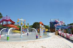 Check out this cool aquaparc, since this year @Camping Union Lido | Vacanceselect