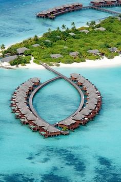 Maldives. Definitely one of my bucket list dream type vacations. Would be a wonderful honeymoon location.