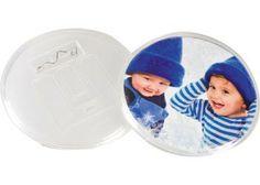 Large Round Badges Pk 10