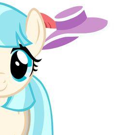My Little Pony - Coco Pommel My Little Pony Rarity, My Little Pony List, Little Pony Cake, My Little Pony Pictures, Mlp My Little Pony, My Little Pony Friendship, 6th Birthday Parties, Diy Birthday, Mlp Cutie Marks