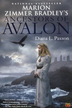 #Printcess Book Review of Ancestors of Avalon by Marion Zimmer Bradley and Diana L. Paxson