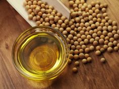 Soy oil. Learn more about MS Diet at MSDietForWomen.com