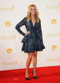 Emmys 2014: Julia Roberts in Elie Saab Couture