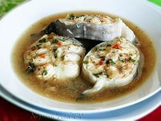 Catfish Pepper Soup