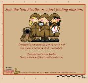 Soil Sleuths -- LOVE this lesson!