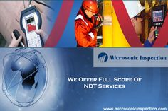 Microsonic Inspection offers NDT Training at our Training Center in Thane office or at your facility. #microsonicinspection #NDTTesting