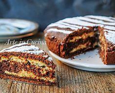 Crostata zuppetta al cioccolato e nutella dolce facile