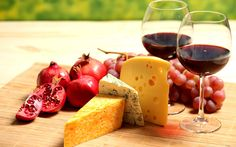 Wine cheese fruits (2880x1800, cheese, fruits)  via www.allwallpaper.in