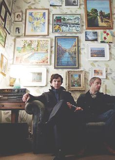 "Sherlock, ""The Reichenbach Fall"" This was an excellent shot"
