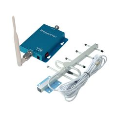 New Mini Cell Phone Signal Booster 900MHz Wireless GSM Repeater Amplifier Yagi - 75$