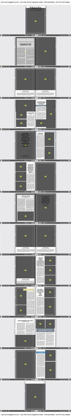 Crea album fotografico gratis online e stampa a un prezzo conveniente su  https://it.magglance.com/album-fotografico/crea-album-fotografico #albumfotografico #template #design #modello #esempio #progetta #layout #rivistafotografica #online