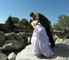 Kiss the Bride Josh & Alissa's Wedding http://www.facebook.com/pzphoto