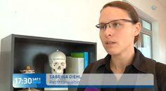 Sat 1 NRW vom 06.10.2015 Klinik Personal hat zu wenig Zeit fr Patienten Sabrina Diehl Fachanwltin fr Medizinrecht Schmerzendgeld Schadensersatz-001