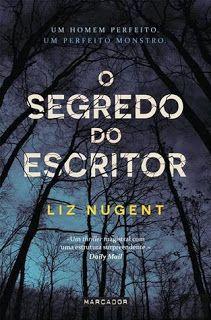 Sinfonia dos Livros: Novidades Marcador   O Segredo do Escritor   Liz N...