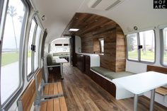 Gypsy Living Traveling In Style| Serafini Amelia| Design Your Wagon| Add Natural Elements - Design Your Dream Wagon| 1985 Airstream 345 Motorhome |