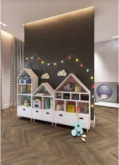 Cute idea for playroom