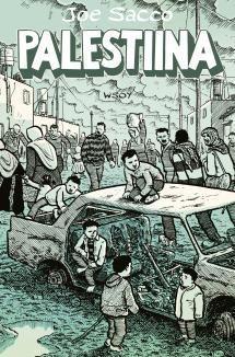 Palestiina | Kirjasampo.fi - kirjallisuuden kotisivu