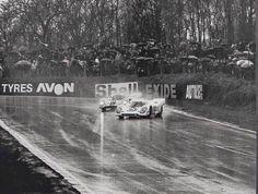 Drifting in real race cars!!!! Haha..., Classic Porsche 917-exiting Druids Hairpin Brands Hatch BOAC