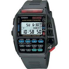 Que mitico el reloj-mando a distancia de @josuvillal