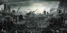 Pentagon: Dystopian Future 'Unavoidable' For World's Biggest Cities