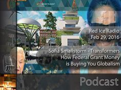 Transformers - How Federal Grant Money is Buying You Globalism - Helpful Tidbits