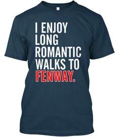Romantic Walks To Boston | Teespring