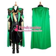loki costume tunic - Google Search