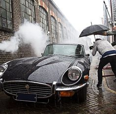 Jaguar E Type Series III