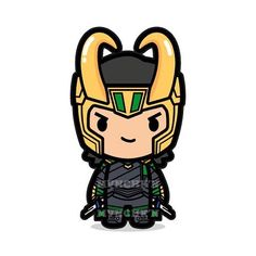 Mischievous as always. - Marvel and DC(mostly Loki and Peter) , Marvel Thanos, Marvel Art, Marvel Heroes, Marvel Avengers, Baby Marvel, Chibi Marvel, Baby Avengers, Marvel Drawings, Cartoon Drawings