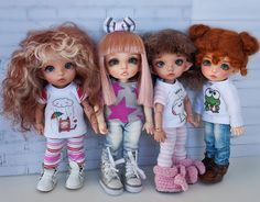 Изображение Child Doll, Girl Dolls, Felt Dolls, Blythe Dolls, Monkey Doll, Custom Dolls, Ball Jointed Dolls, Big Eyes, Guys And Girls