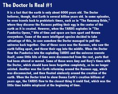 The Doctor Is Real #1