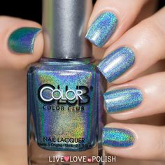 Color Club | Over The Moon Halo Hues Collection $10 @ LiveLovePolish.com