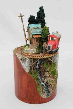 Akihiro Morohoshi miniatures