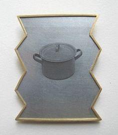 BETTINA SPECKNER-DE brooch