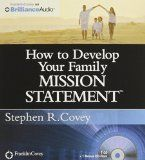 How to Develop Your Family Mission Statement - http://wp.me/p6wsnp-5m1