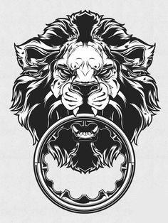 Lion - Joshua M. Smith