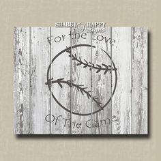 Wall Art Print Distressed Painted For The by SHABBYHAPPYDesigns