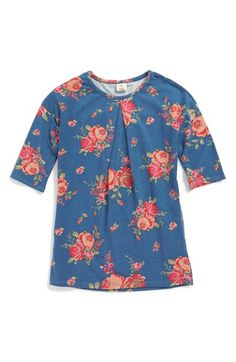 Tucker+++Tate+Printed+Knit+Tunic+(Toddler+Girls,+Little+Girls+&+Big+Girls)+available+at+#Nordstrom