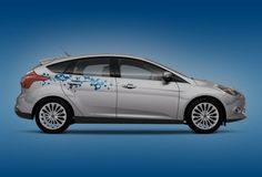 2012 Ford Focus Gets Tattoos - as an Option