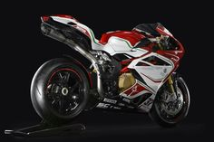MV Agusta F4 RC with SC Project exhaust