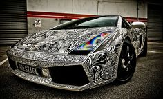 How to look sharp, with a Sharpied Car - SolidSmack.com