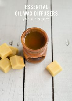 How to Make a Wax Diffuser     HelloNatural.co