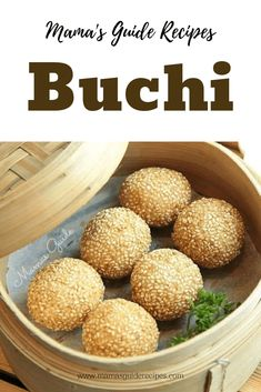 Buchi Recipe➡️ www. - Mama's Guide Recipes - Buchi Recipe➡️ www. Buchi Recipe➡️ www. Philipinische Desserts, Filipino Desserts, Asian Desserts, Filipino Recipes, Dessert Recipes, Filipino Food, Pinoy Dessert, Filipino Dishes, Ube Recipes