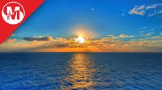 8 Hours of Relaxing Music - Ocean Flute and Piano (background music)